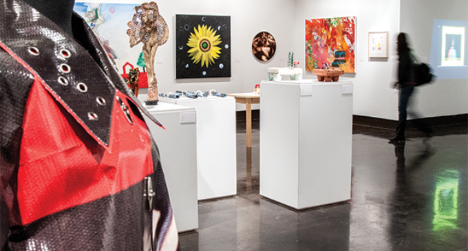 UNT hosts annual Faculty and Staff Exhibition