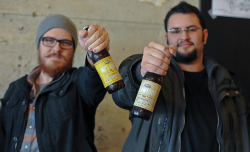 Ale Works craft brewery keeps Denton beer-ed