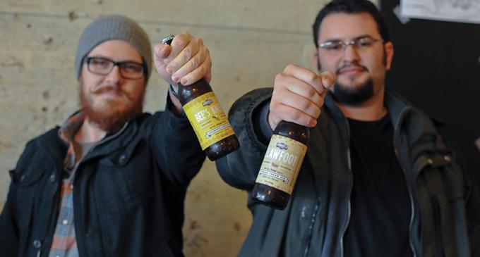 Ale Works craft brewery keeps Denton beer-ed