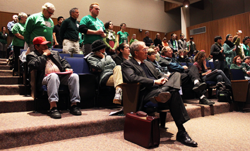 City council approves gas drilling ordinance for Denton
