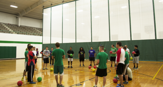 Photo Story: Dodge, duck, dip, dive and dodge