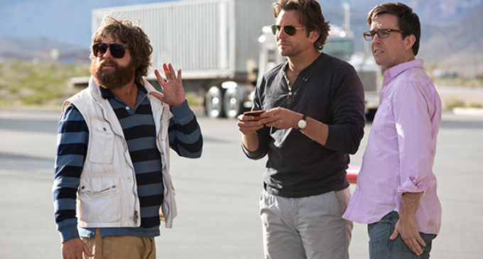 "Review: ""The Hangover Part III"" tired and unfunny"