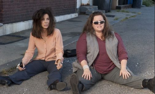 """Review: """"The Heat"""""""