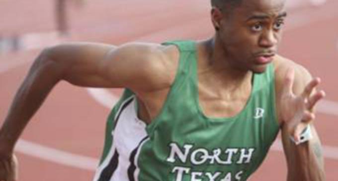 UNT Track Freshmen Make History