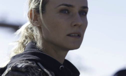 "Q&A: Diane Kruger takes us to ""The Bridge"""