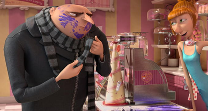 Movie Review: 'Despicable Me 2'