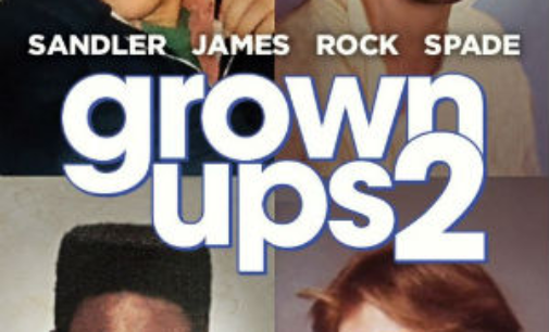 "Review: ""Grown Ups 2"