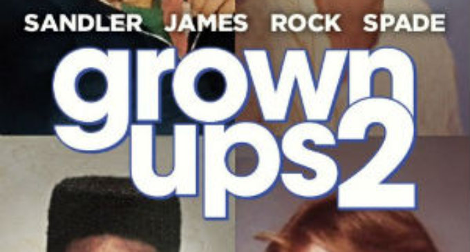 """Review: """"Grown Ups 2"""
