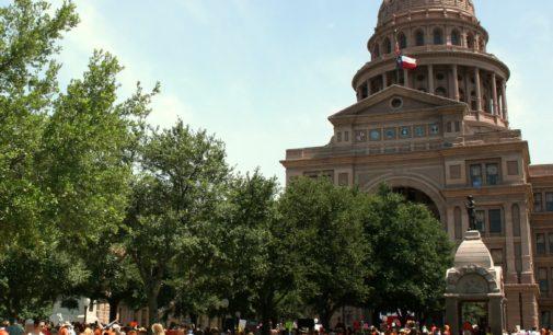 Photo Story: Austin's quiet riot