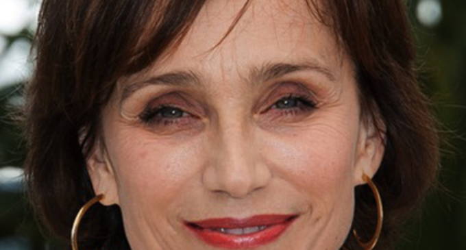 """Q&A: Kristin Scott Thomas on playing Ryan Gosling's mommy in """"Only God Forgives"""""""