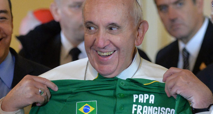 Pope's remark on gays inspires discussion