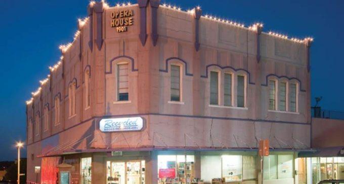 Iconic Opera House Hits the Market
