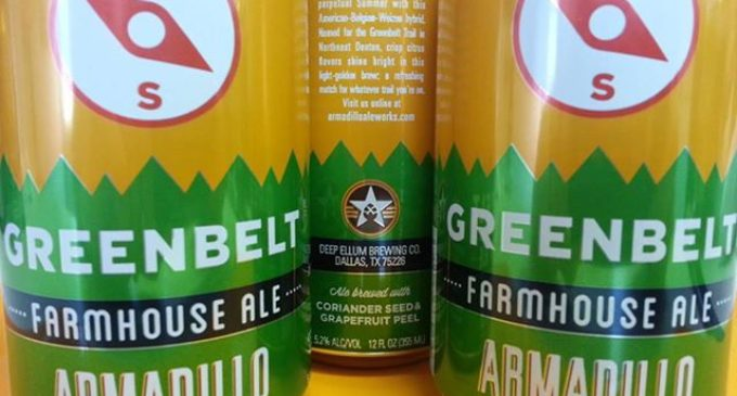Business is Booming for Denton Beer Duo