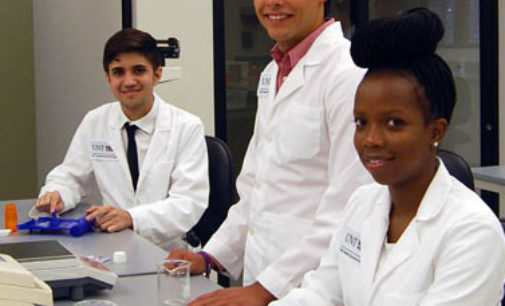 New College of Pharmacy aims for future of healthcare