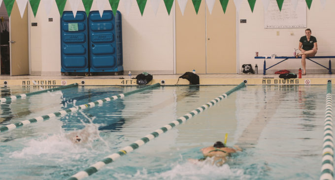 New swimming head coach brings successful past to UNT