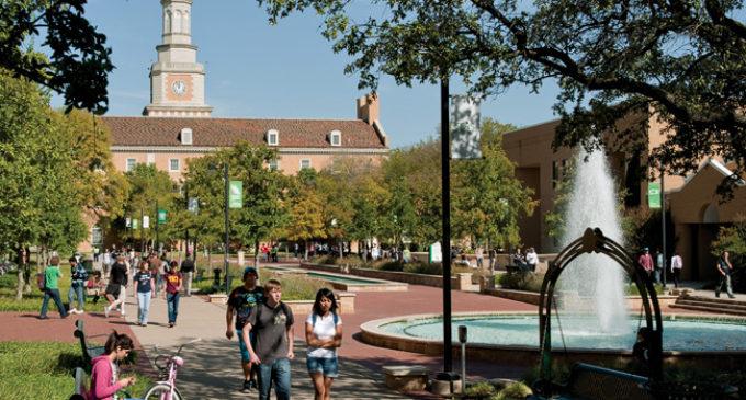 UNT enrollment, media presence on the rise
