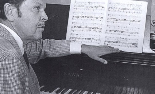 Professors remembered in fall concert series