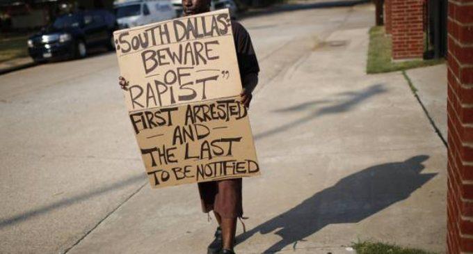 Dallas police let community down