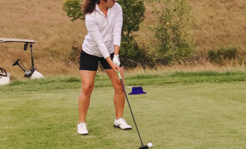 Athletics raises money for new golf facility