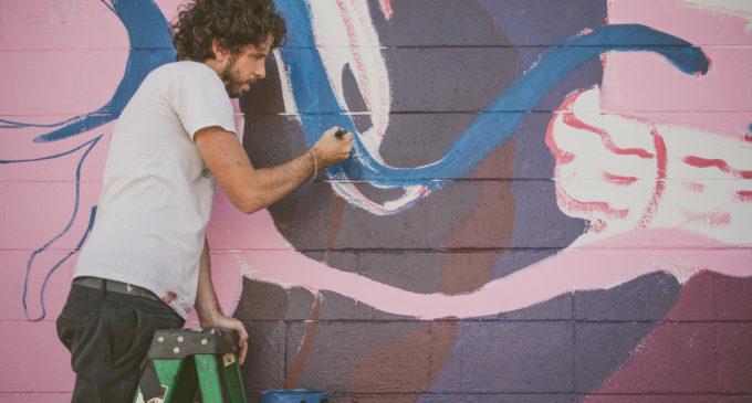 In face of uncertain future, local artist hopeful