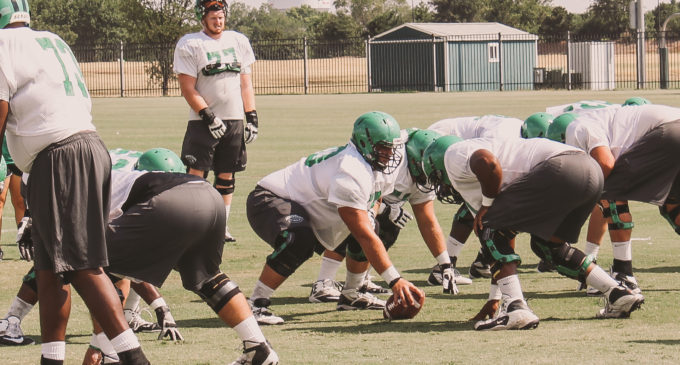 UNT heads to Ohio for season's first big test