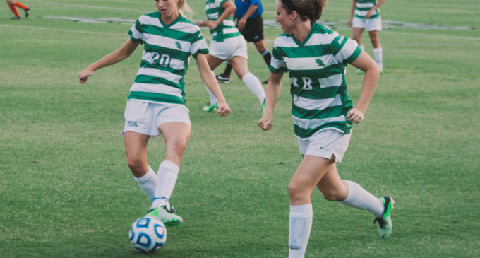 Mean Green soccer wins two weekend matches