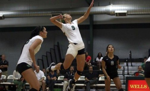 Mean Green Volleyball team gets swept by DFW rival TCU