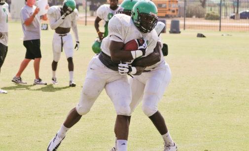 Mean Green football prepares for high-powered offense