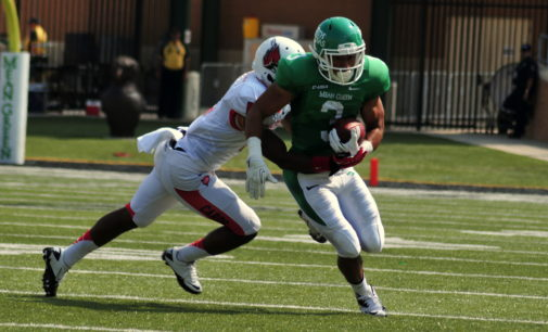UNT football beats Ball State