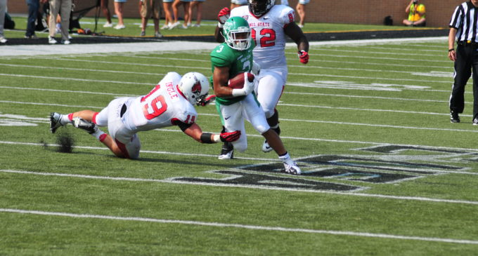 Turnovers show an aggressive 2013 UNT football defense