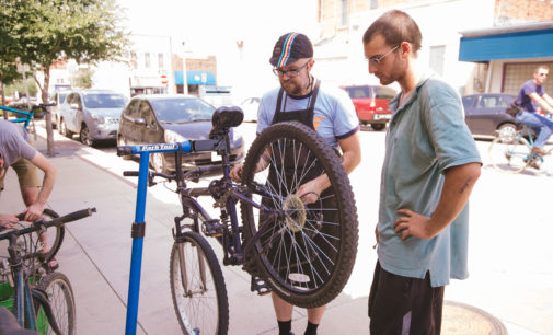 Querencia bike shop is building community
