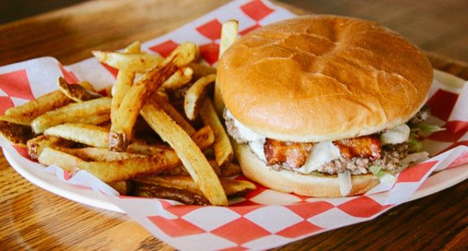 Denton Eats: Burger Time Machine