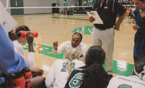 New head coach brings successful system to volleyball program