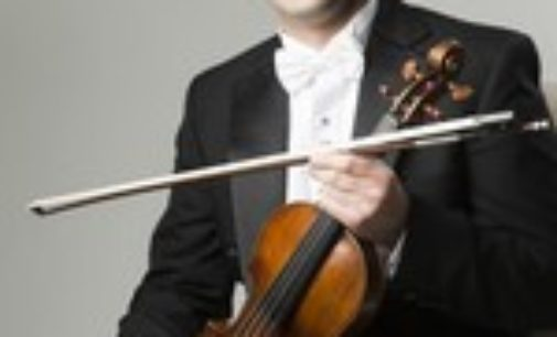 Dallas Symphony co-concertmaster joins UNT faculty
