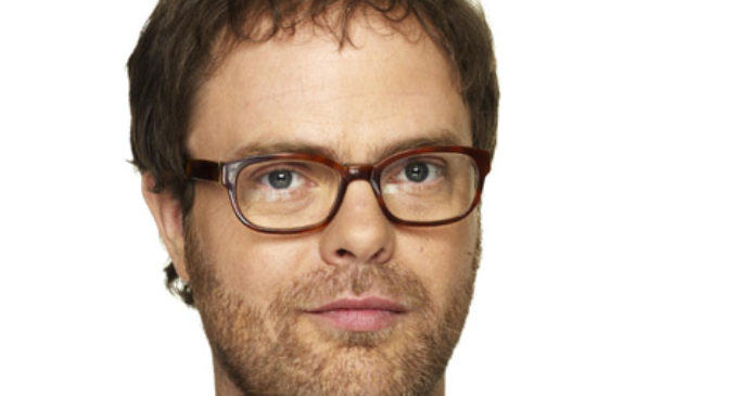 Rainn Wilson to speak about social project at DLS event