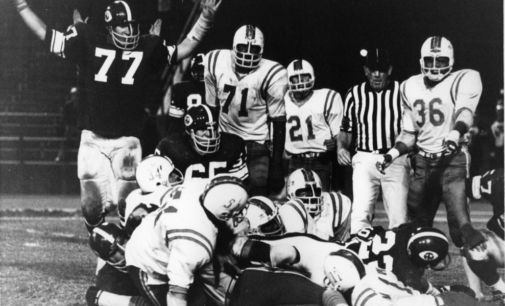 Looking back at a century of Mean Green