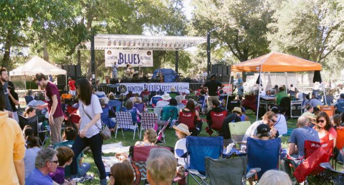 Fest brings the blues to Quakertown Park