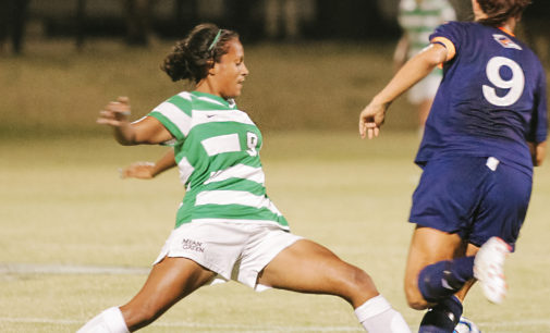 UNT soccer back to a winning conference record