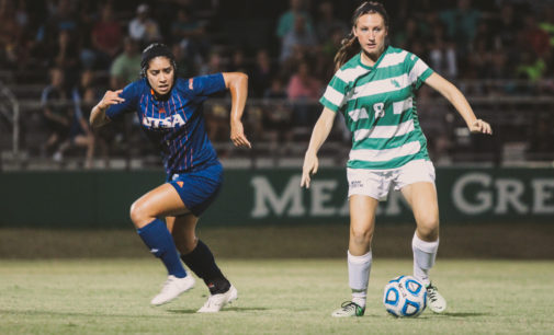 Bench players gives UNT soccer an edge