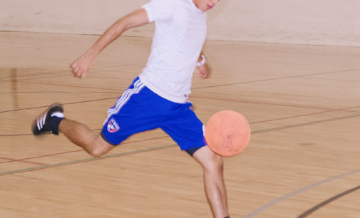 Indoor soccer community thrives at rec center