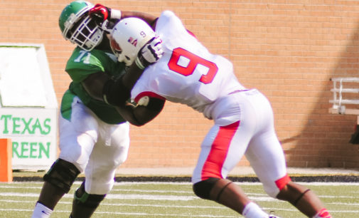 UNT medical staff takes concussion issue seriously