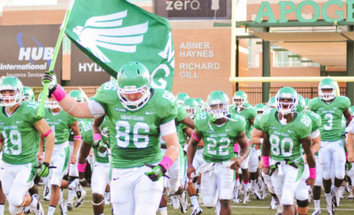 North Texas football announces home-and-home series with Houston