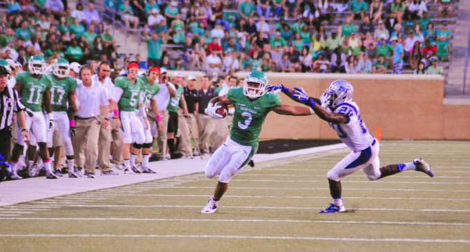 UNT beats Middle Tennessee 34-7
