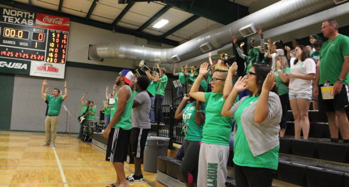 Home court advantage benefits soccer, volleyball teams