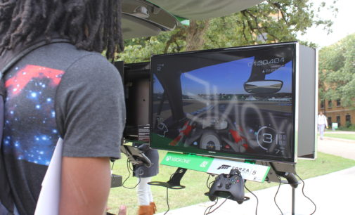 Blog: Students take advantage of Xbox sneak peek