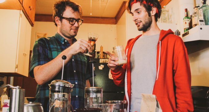 Denton duo brings cold brew to a hot scene