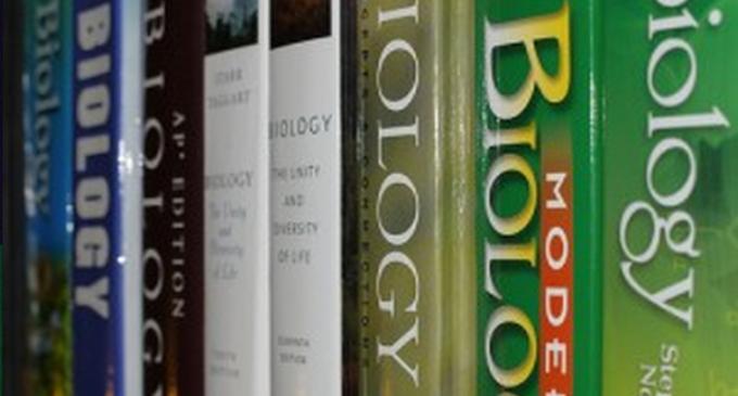 Textbooks threaten Texas' scientific future