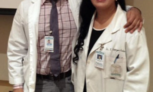 UNT med student researches medicine in rural areas