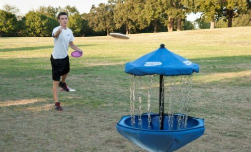 Disc golf club reemerges at UNT