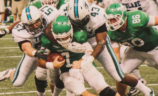UNT football ready for first home game in a month